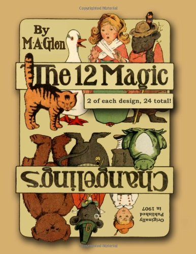 9781434822574: The Twelve Magic Changelings