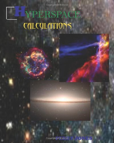Hyperspace Calculations (9781434827012) by Perry Jones