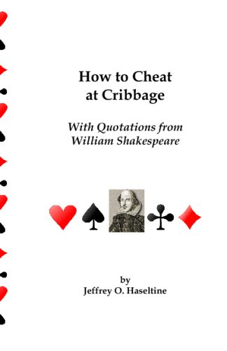 9781434834966: How To Cheat At Cribbage: With Quotations From William Shakespeare
