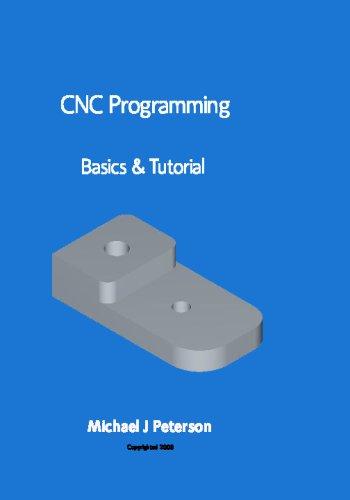 9781434839800: CNC Programming: Basics & Tutorial