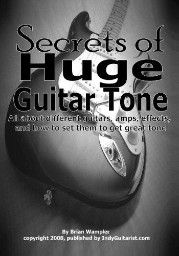 9781434843586: Secrets Of Huge Guitar Tone