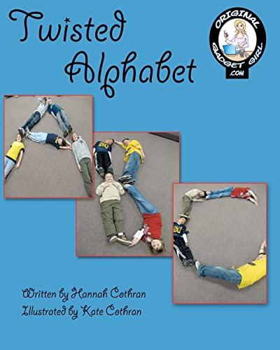 9781434844804: Twisted Alphabet: Tongue-Twisted Alphabet