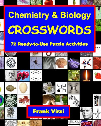 9781434848925: Chemistry & Biology Crosswords: 72 Ready-To-Use Puzzle Activities