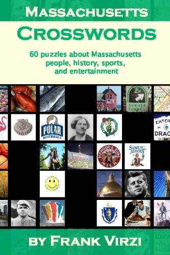 9781434893321: Massachusetts Crosswords: 60 Puzzles About Massachusetts People, History, Sports, And Entertainment