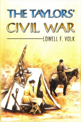 9781434902436: The Taylors' Civil War