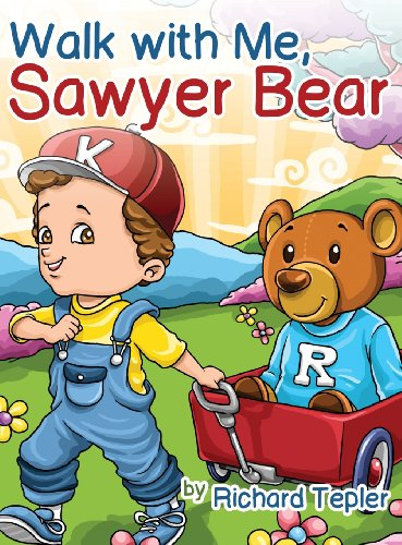 9781434915290: Walk with Me, Sawyer Bear