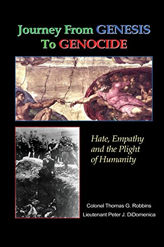 9781434930019: Journey from Genesis to Genocide: Hate, Empathy, and the Plight of Humanity