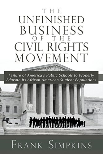 9781434973672: The Unfinished Business of the Civil Rights Movement