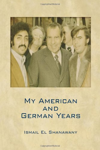 9781434982988: My American and German Years