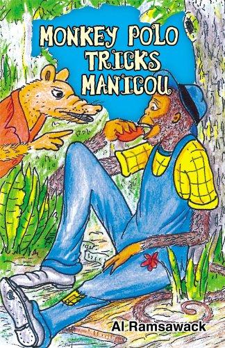 9781434994042: Monkey Polo Tricks Manicou