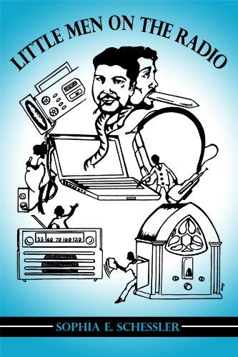 9781434994196: Little Men on the Radio