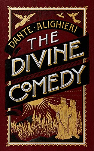 9781435103849: The Divine Comedy (Barnes & Noble Leatherbound Classic Collection)