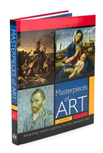 Masterpieces Of Art: Painting From Giotto To: Hodge A. N.