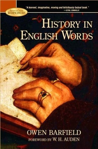 9781435104228: History in English Words