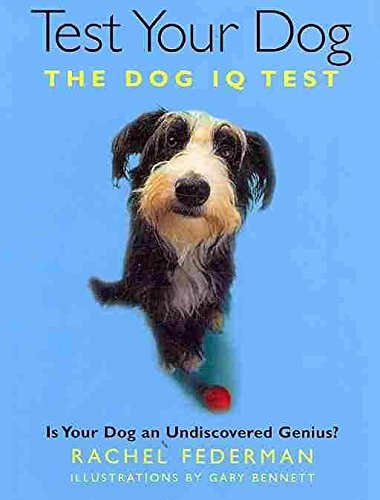 9781435104259: Test Your Dog: The Dog IQ Test