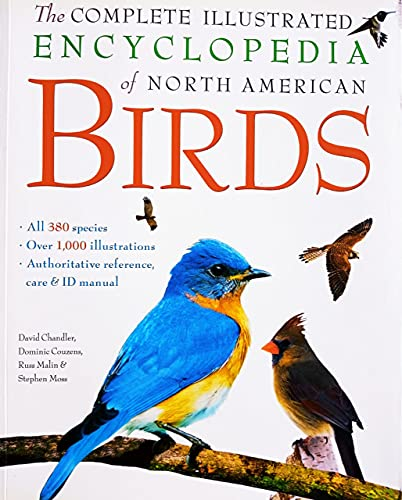 9781435105423: The Complete Illustrated Encyclopedia of North American Birds