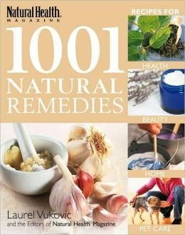 9781435106017: 1001 Natural Remedies
