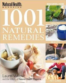 9781435106017: 1001 Natural Remedies