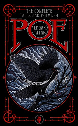 9781435106345: Complete Tales and Poems of Edgar Allan Poe (Barnes & Noble Leatherbound Classic Collection)