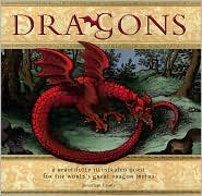 Dragons: A Beautifully Illustrated Quest for the World's Great Dragon Myths