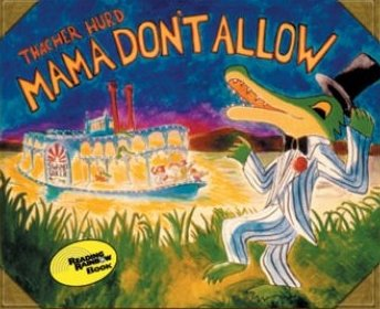 9781435106642: Mama Don't Allow (Reading Rainbow Book)
