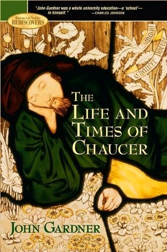 9781435107373: The Life and Times of Chaucer (Barnes & Noble Rediscovers Series)