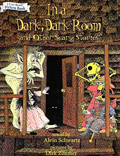 9781435107762: In a Dark, Dark Room and Other Scary Stories An I can Read Picture Book