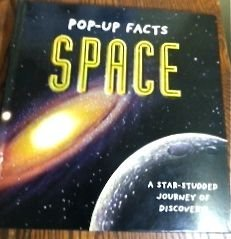 9781435107793: Pop-Up Book Facts: Space: A Star Studded Journey of Discovery