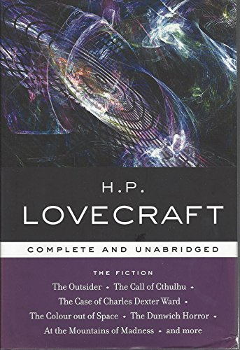 9781435107939: H.P. Lovecraft: The Fiction - Complete and Unabridged