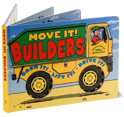 9781435108578: Move It! Builders
