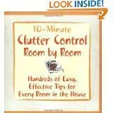 9781435108844: 10-Minute Clutter Control Room by Room
