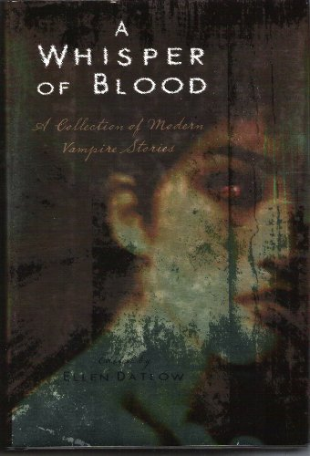 9781435109629: Title: A Whisper of Blood a Collection of Modern Vampire