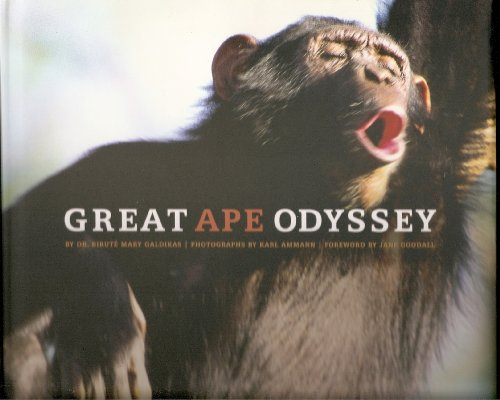 9781435110090: Great Ape Odyssey