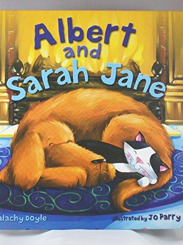 9781435110151: ALBERT AND SARAH JANE (1ST PRT IN DJ)