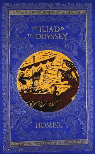 9781435110434: Iliad & The Odyssey, The (Barnes & Noble Leatherbound Classic Collection)