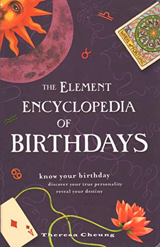 9781435110830: The Element Encyclopedia Of Birthdays