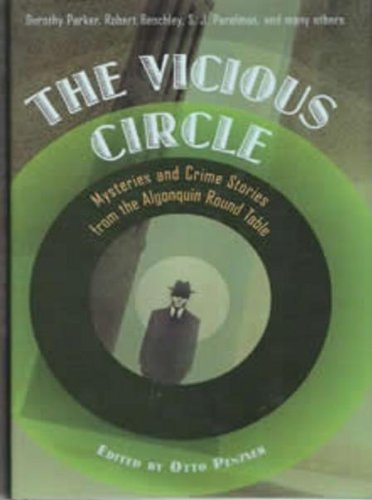 9781435111141: Title: The Vicious Circle Mysteries Crime Stories from t