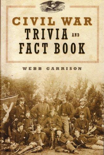 9781435111189: Civil War Trivia and Fact Book