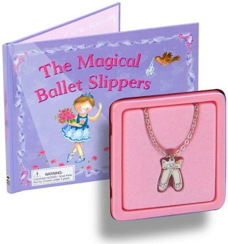 9781435111424: The Magical ballet Slippers (Glitter Charm Book Series - October 2008)