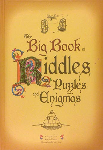 The Big Book of Riddles, Puzzles and: Sylvain Lhullier, Ivan