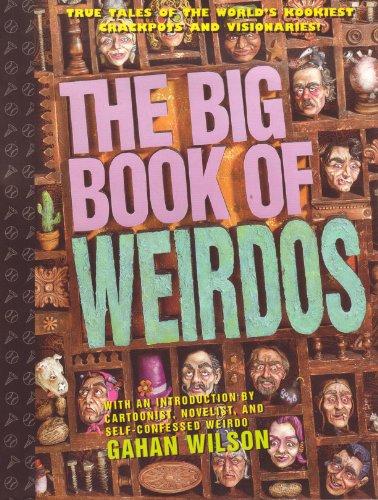9781435113619: The Big Book of Weirdos