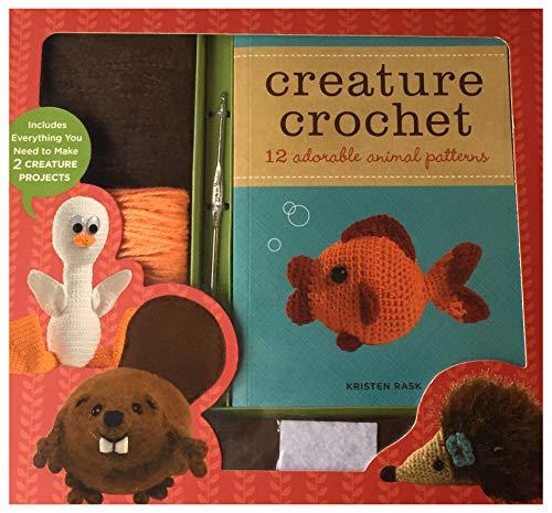 9781435114340: Creature Crochet
