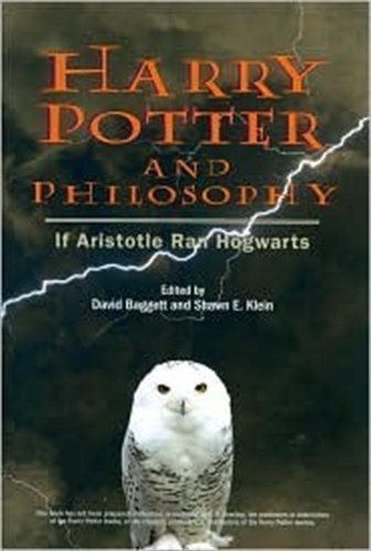 9781435114838: Harry Potter and Philosophy : If Aristotle Ran Hogwarts