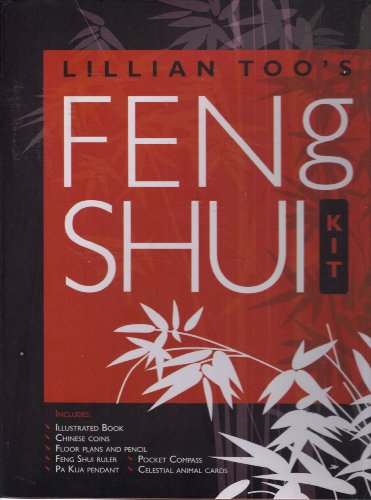 9781435114876: Lillian Too's Feng Shui Kit: Illustrated Book,coins,floor Plans and Pencil,etc.