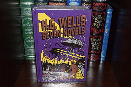 H.G. Wells: Seven Novels (Leatherbound Classics): H.G. Wells
