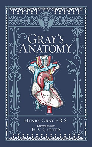 Gray's Anatomy (Leatherbound Classics) (Leatherbound Classic Collection): Gray, Henry