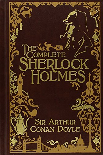 9781435114944: The Complete Sherlock Holmes (Barnes & Noble Leatherbound Classic Collection)