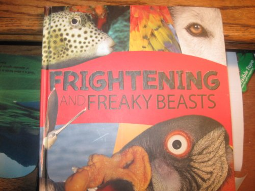 Frightening and Freaky Beasts: Huggins-Cooper, Lynn