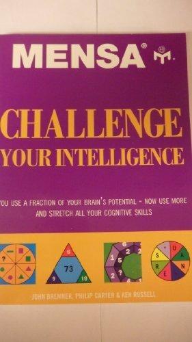 9781435117402: Mensa: Challenge Your Intelligence