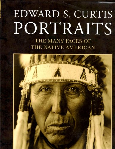 Edward S. Curtis Portraits The Many Faces Of The Native American: Wayne L. Youngblood